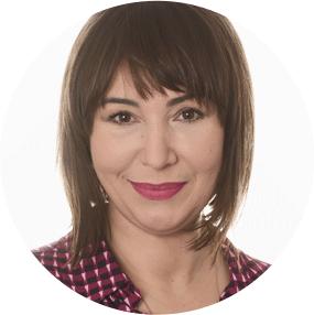 Maja Cholcha - Recepcjonistka